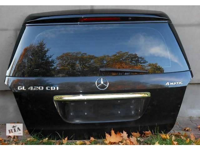 бу Б/у крышка багажника для легкового авто Mercedes GL-Class w164 06-12 в Львове
