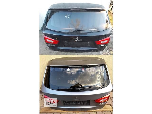 продам Б/у крышка багажника для легкового авто Mitsubishi ASX бу в Львове