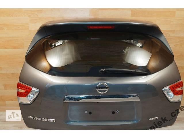 Б/у крышка багажника для легкового авто Nissan Pathfinder r52 12-- объявление о продаже  в Львове