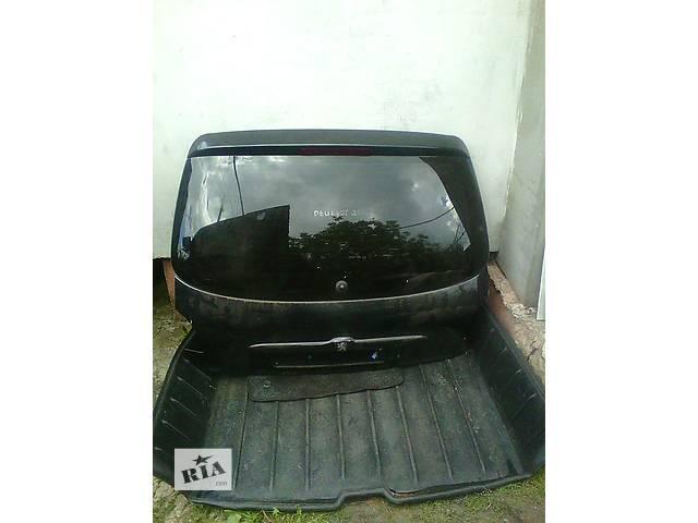 купить бу Б/у крышка багажника для легкового авто Peugeot 206 в Ковеле
