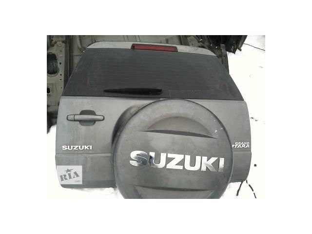 бу Б/у крышка багажника для легкового авто Suzuki Grand Vitara в Ровно