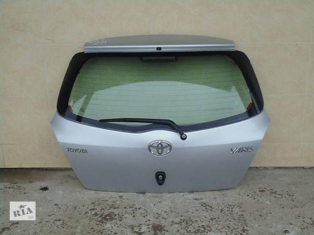 Б/у крышка багажника для легкового авто Toyota Yaris- объявление о продаже  в Чернигове