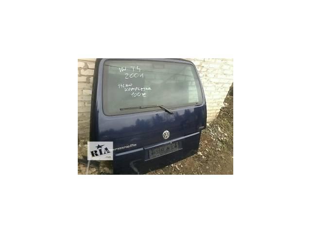 Б/у крышка багажника для легкового авто Volkswagen T4 (Transporter)- объявление о продаже  в Луцке