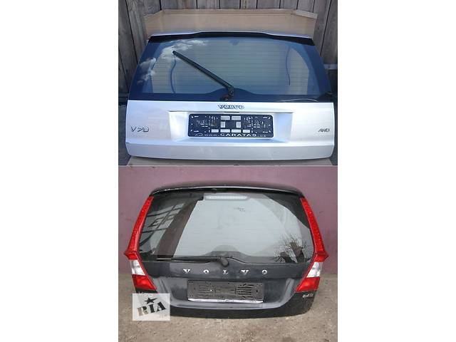 бу Б/у крышка багажника для легкового авто Volvo V70 в Львове