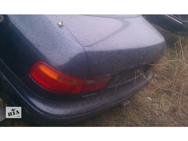 продам Б/у крышка багажника для седана Honda Accord СС7 1993-1995 бу в Николаеве