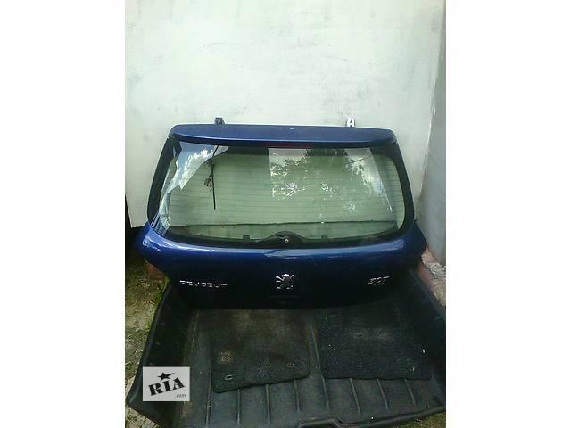 бу Б/у крышка багажника для универсала Peugeot 307 в Ковеле