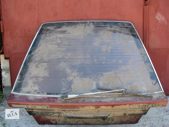 купить бу [Архив] Б/у крышка багажника Nissan Bluebird 1990 в Броварах
