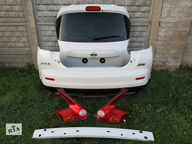 Б/у Крышка багажника Nissan Juke- объявление о продаже  в Киеве