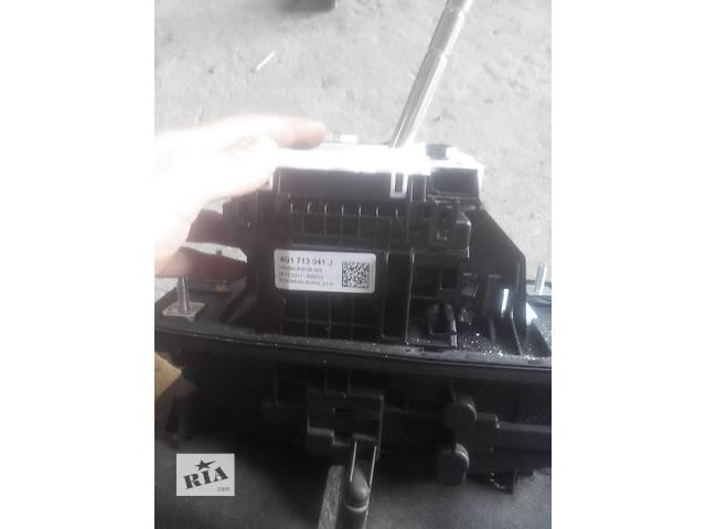 продам Б/у кулиса переключения акпп/кпп для легкового авто Audi A6 бу в Львове