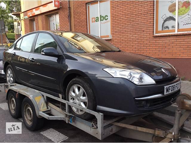 купить бу Б/у кузов для универсала Renault Laguna III в Луцке