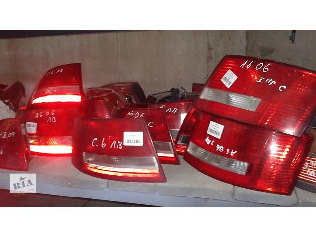 Б/у ліхтар стоп для легкового авто Audi- объявление о продаже  в Львове