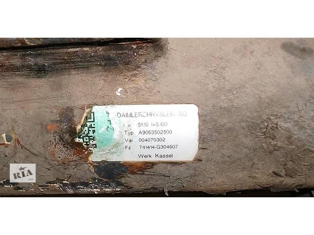 Б/у Мост с большим редуктором на 3х л. Mercedes Sprinter Мерседес Спринтер Спринтер 2006-2012г.г.- объявление о продаже  в Луцке