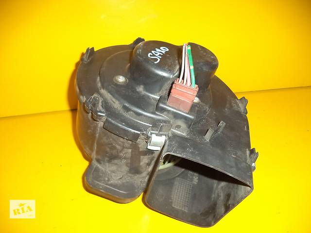 продам Б/у моторчик печки для легкового авто Citroen Saxo (96-03) бу в Луцке