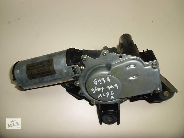бу Б/у моторчик стеклоочестителя заднего для легкового авто Mercedes A  (W168) 97-04р в Коломые