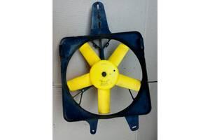 Б/у моторчик вентилятора радиатора для Fiat Uno 0.9-1.0 B