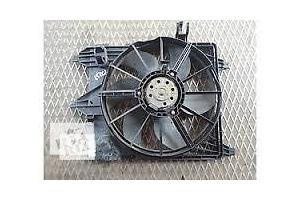 б/в Моторчики вентилятора радіатора