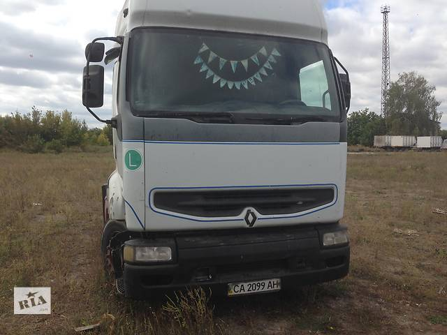 Б/у насос гидроусилителя руля для грузовика Renault Premium- объявление о продаже  в Переяславе-Хмельницком
