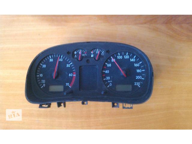 бу Б/у панель приборов/спидометр для хэтчбека Volkswagen Golf IV 2000-2003г в Николаеве