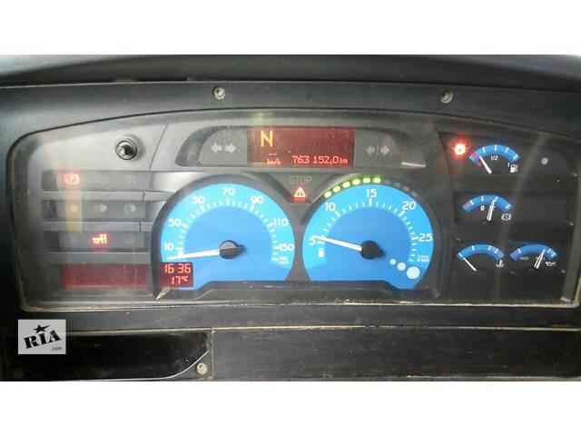 продам Б/у панель приборов/спидометр/тахограф/топограф для грузовика Renault Magnum Рено Магнум 440 Evro3 2 бу в Рожище