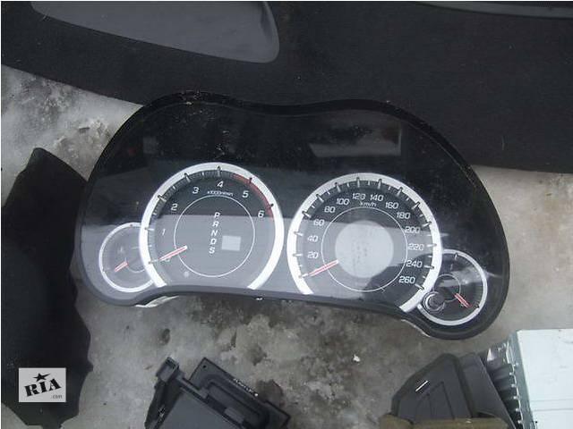 Б/у панель приборов/спидометр/тахограф/топограф для легкового авто Honda Accord- объявление о продаже  в Ровно