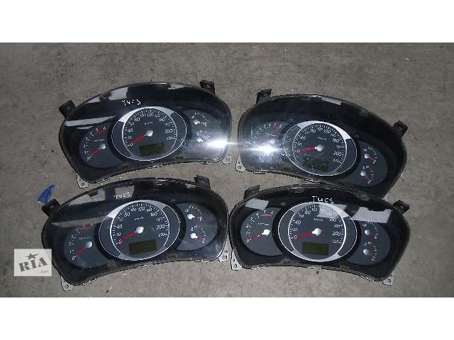 продам Б/у панель приборов/спидометр/тахограф/топограф для легкового авто Hyundai Tucson 2006 бу в Коломые