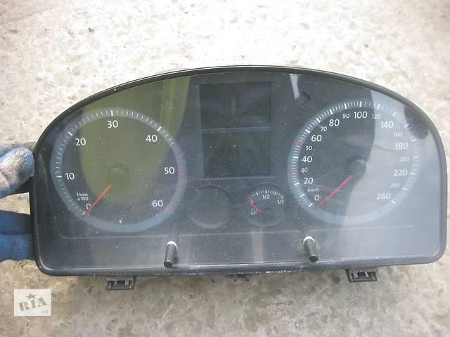 купить бу Б/у панель приборов/спидометр Volkswagen Caddy в Ровно