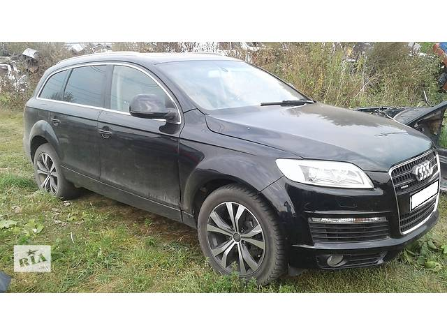 продам Б/у пневмоподвеска для кроссовера Audi Q7 3.0tdi бу в Львове
