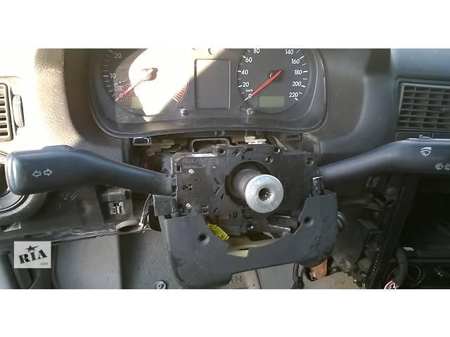 бу Б/у подрулевой переключатель 1J0 953 513 01C, 4B0 953 503 F01C для хэтчбека Volkswagen Golf IV 2000- в Николаеве