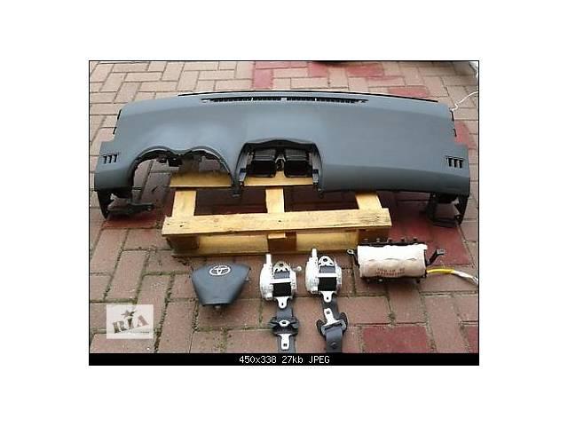 купить бу Б/у подушка безопасности для седана Toyota Corolla в Киеве