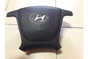 Б / у подушка безопасности в руль для Hyundai Santa FE 2009-2012
