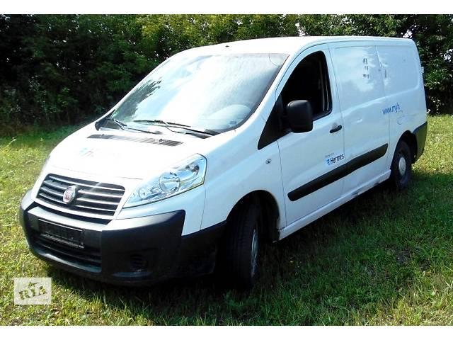 бу  Б/у подвеска для минивена Фиат Скудо Fiat Scudo III 2,0/1,6 с 2007 в Ровно
