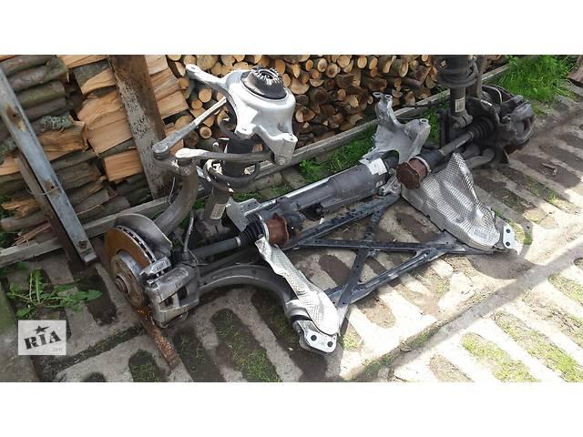 продам Б/у подвеска поворотный кулак подрамник рулевая рейка  для легкового авто Audi A4 бу в Луцке