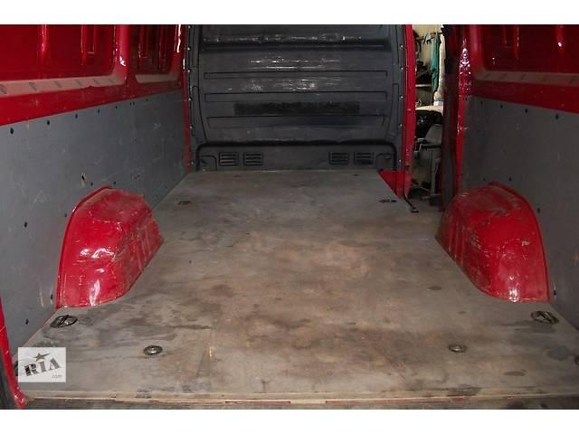 Б/у Пол ориг. Ковёр салона Volkswagen Crafter Фольксваген Крафтер 2.5 TDI 2006-2010- объявление о продаже  в Рожище