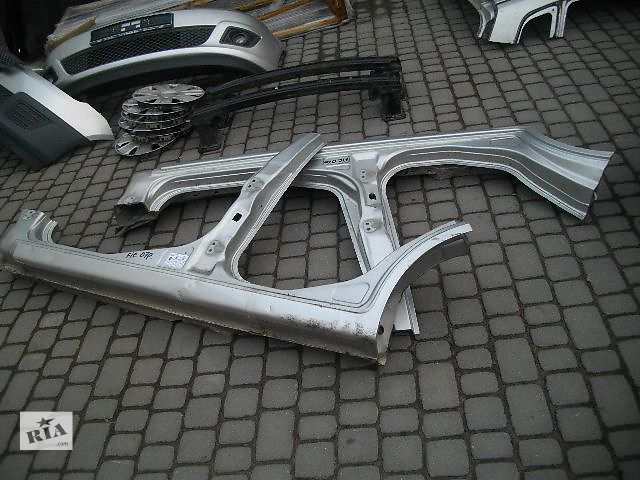 продам Б/у порог для легкового авто Ford Fiesta 2007 бу в Львове