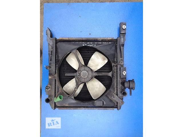бу Б/у радиатор для легкового авто Honda Civic1.2, 1.3 в Луцке