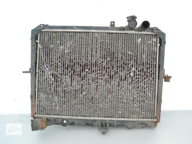 продам Б/у радиатор для легкового авто Kia Pregio 2.7D (55-37). бу в Буче (Киевской обл.)