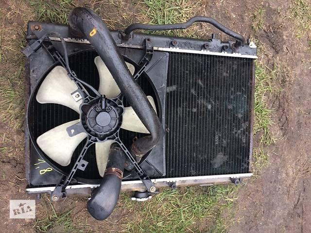 Б/у радиатор для легкового авто Mitsubishi Galant- объявление о продаже  в Одессе