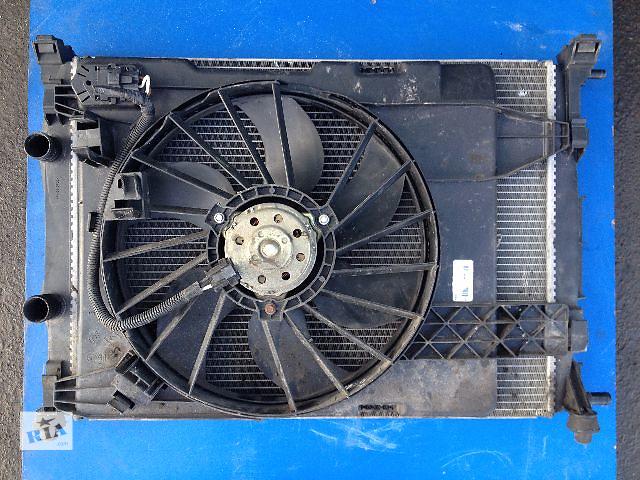 бу Б/у радиатор для легкового авто Renault Scenic (8200117609) в Луцке