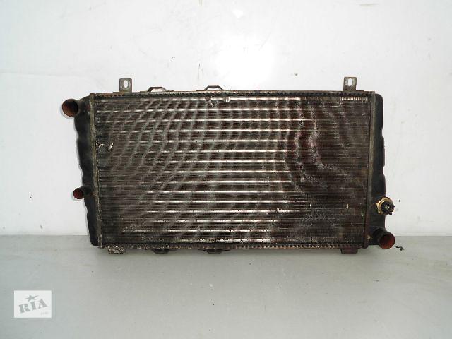 продам Б/у радиатор для легкового авто Skoda Felicia (480*285) по сотым. бу в Буче (Киевской обл.)