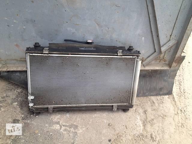 Б/у радиатор для седана Toyota Camry 50 55 НА 3,5- объявление о продаже  в Киеве
