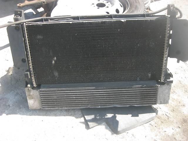бу Б/у радиатор кондиционера Peugeot Boxer 2.2 hdi 2006- в Ровно