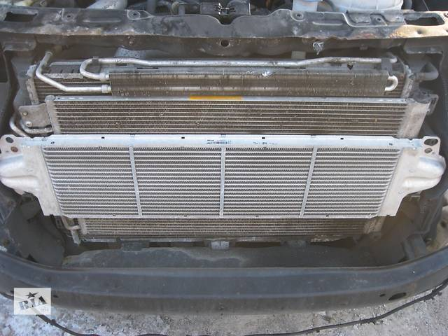 бу Б/у радиатор кондиционера Volkswagen T5 2.5 tdi в Ровно