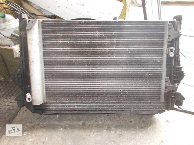 Б/у Радиатор Легковой Seat Alhambra 1.9 tdi 2001-2010- объявление о продаже  в Стрые