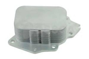 Б/у радиатор масляный для Volvo S40 II (MS) 1.6 D2 84Кв/115Лс 2005-2019г 421M49A