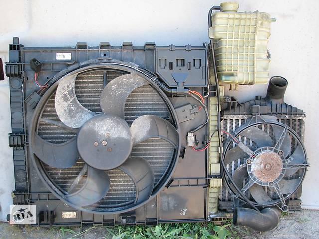 бу [Архив] Б/у радиатор Mercedes Vito W638 110 CDI 2001 в Броварах