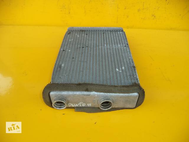 купить бу Б/у радиатор печки для легкового авто Fiat Idea (03-...) в Луцке