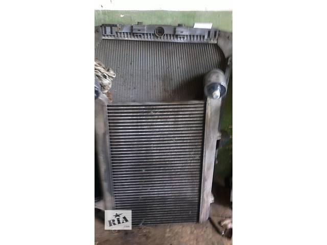 купить бу Б/у радиатор интеркуллера для грузовика Daf XF 95 в Харькове