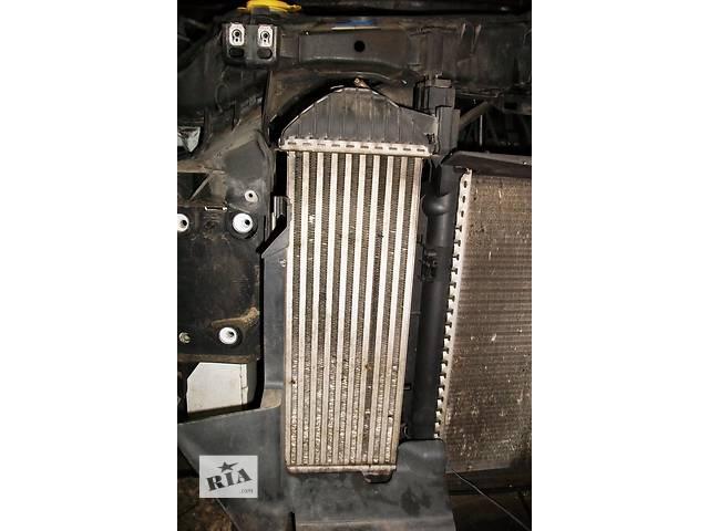 Б/у Радиатор интеркуллера воды Renault Kangoo Рено Канго Кенго 1,5 DCI К9К 2008-2012- объявление о продаже  в Луцке