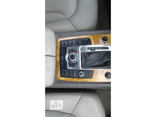 Б/у радио и аудиооборудование/динамики для кроссовера Audi Q7- объявление о продаже  в Львове