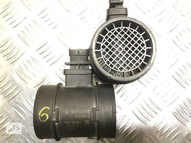 бу Б/у расходомер воздуха для легкового авто Chevrolet Captiva Lacetti Nubira 2.0 D  в Луцке